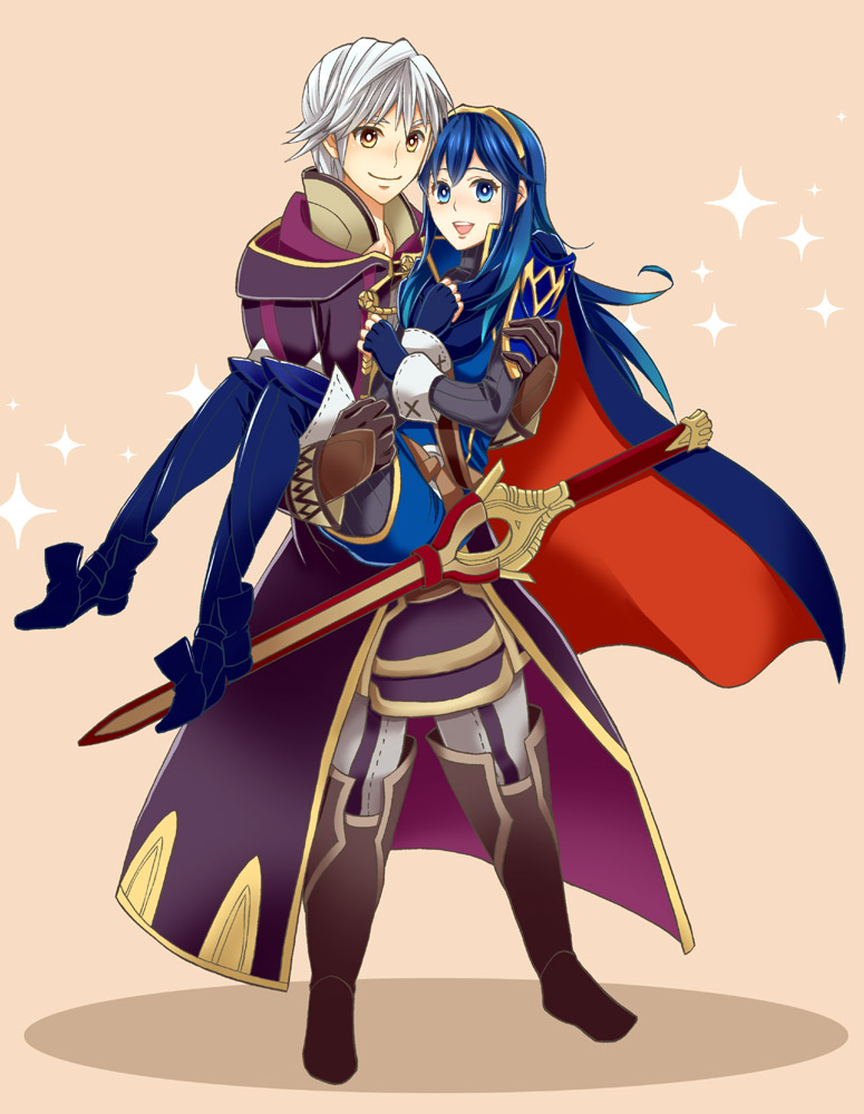 robin and lucina fire emblem know your meme