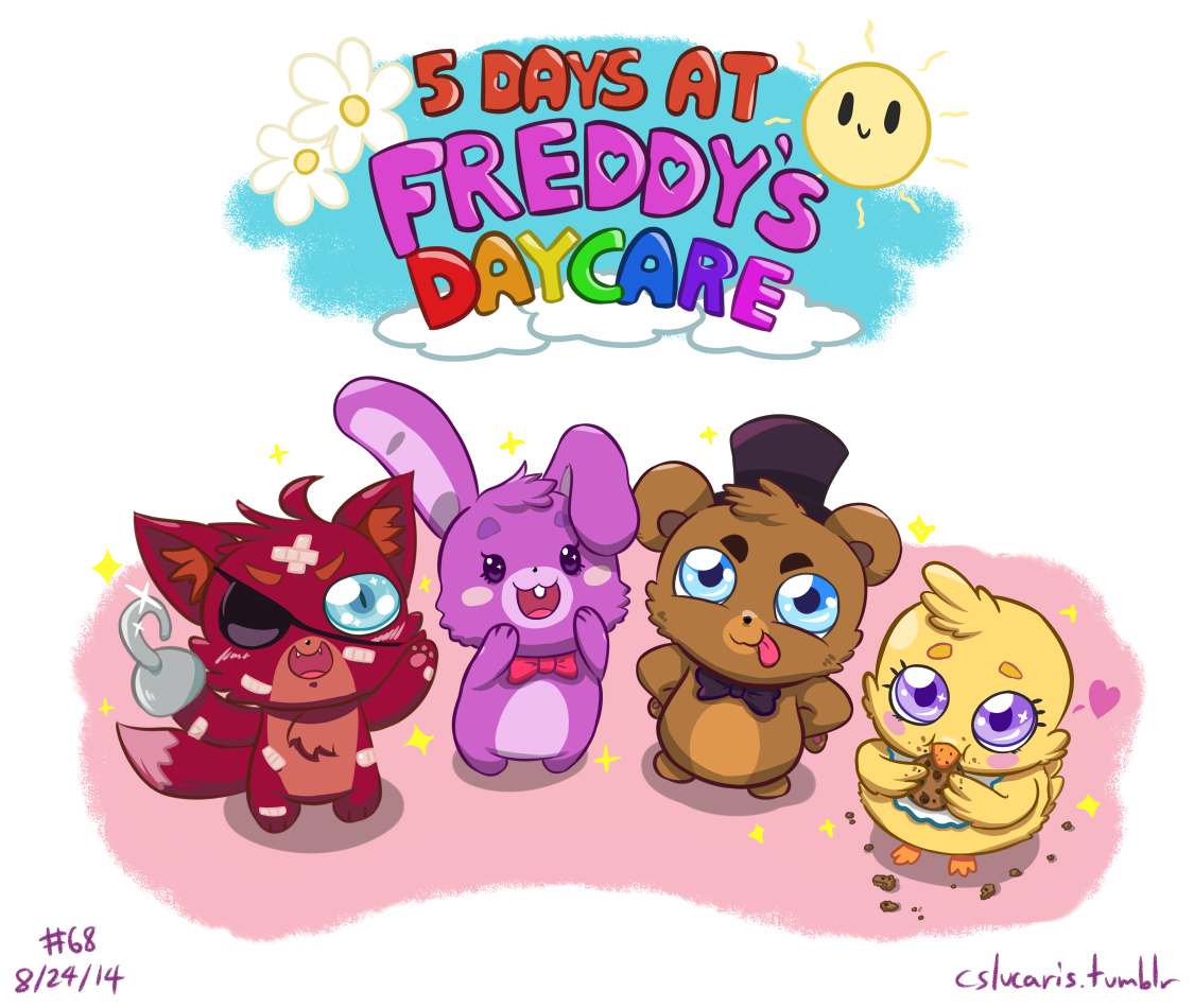 Image 817427 five nights at freddy 39 s know your meme - Fnaf cute pictures ...
