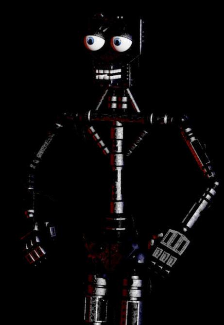 User blogmatt the nightguardtop 10 fnaf animatronics 1 4 endoskeleton fnaf 1 1b3g sciox Choice Image