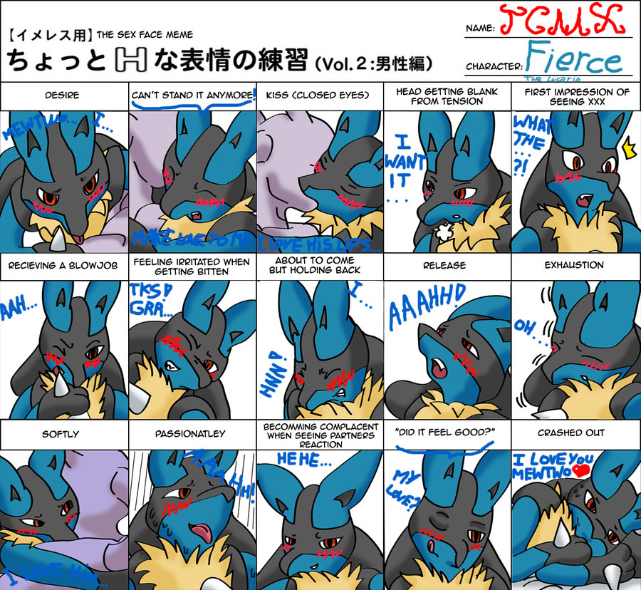 Lucario Sex Game 23
