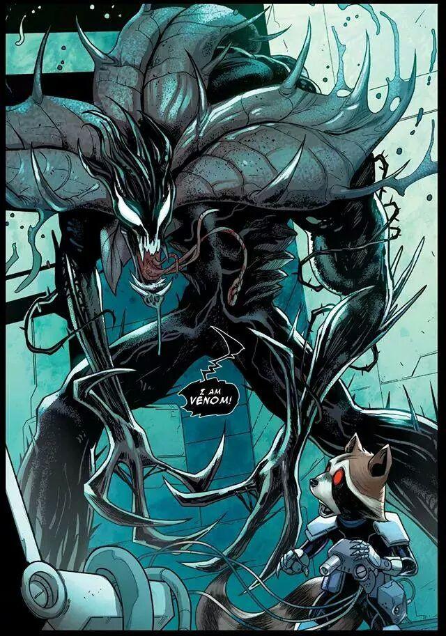 I am Venom!   I Am Groot   Know Your Meme