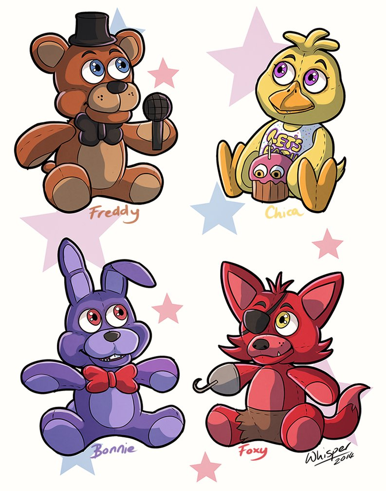 Fnaf plushie five nights at freddy 39 s know your meme - Fnaf cute pictures ...