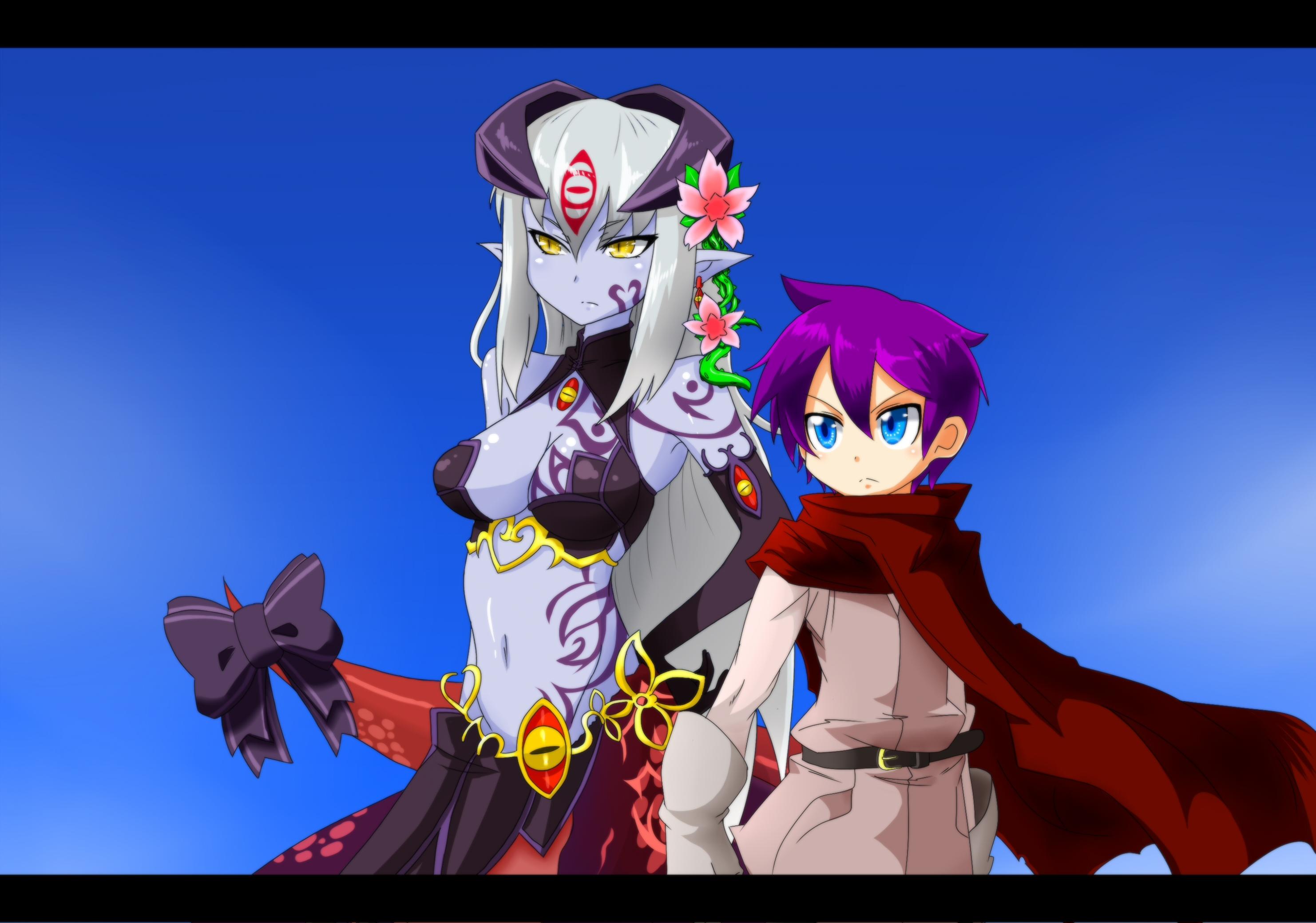 monster girl quest anime/ova, anyone? : monstergirlquest