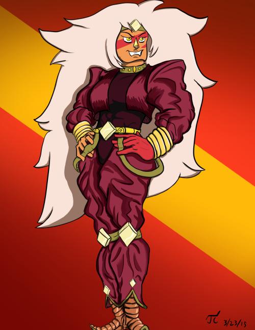 Steven Universe -since when is Jasper s name God in Italian Steven Universe Redesign