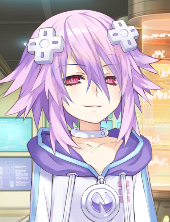 Iris Nep Hyperdimension Neptunia Know Your Meme