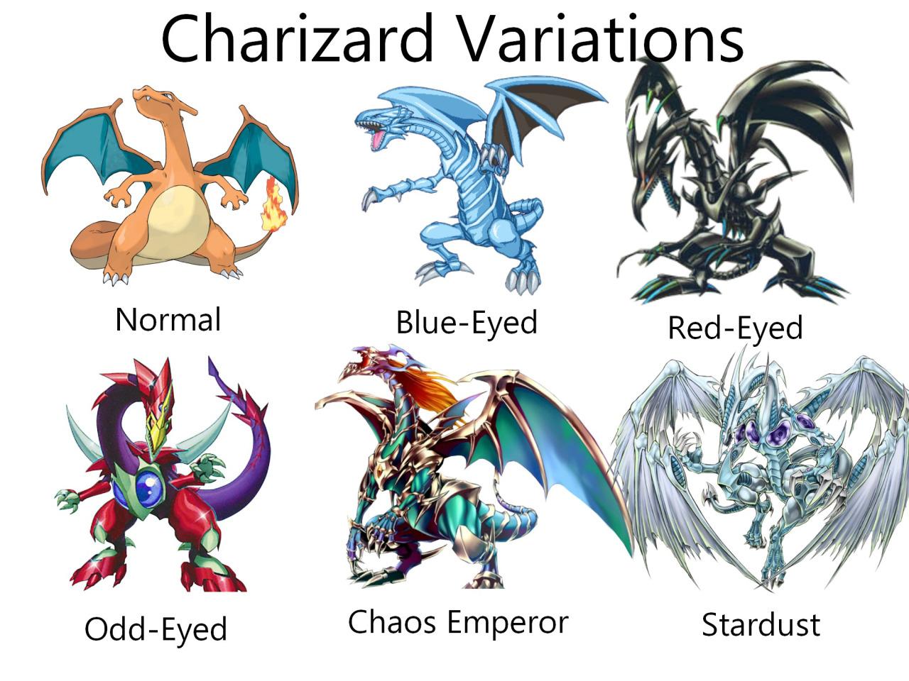 954920 Pokemon Variants