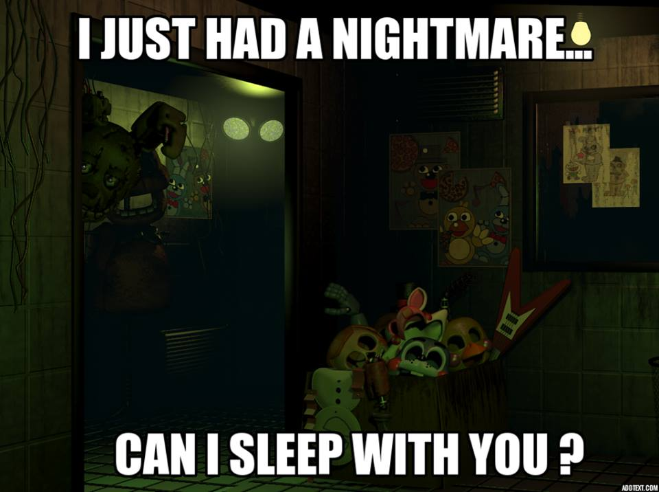 Please Five Nights At Freddy S Know Your Meme