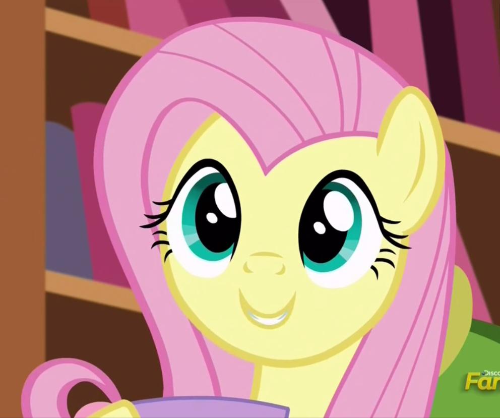 fluttershy cute face |...