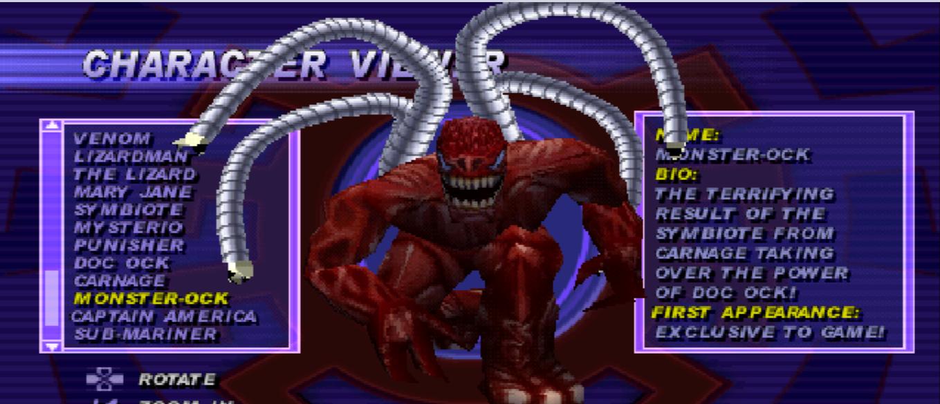 monster ock spiderman know your meme
