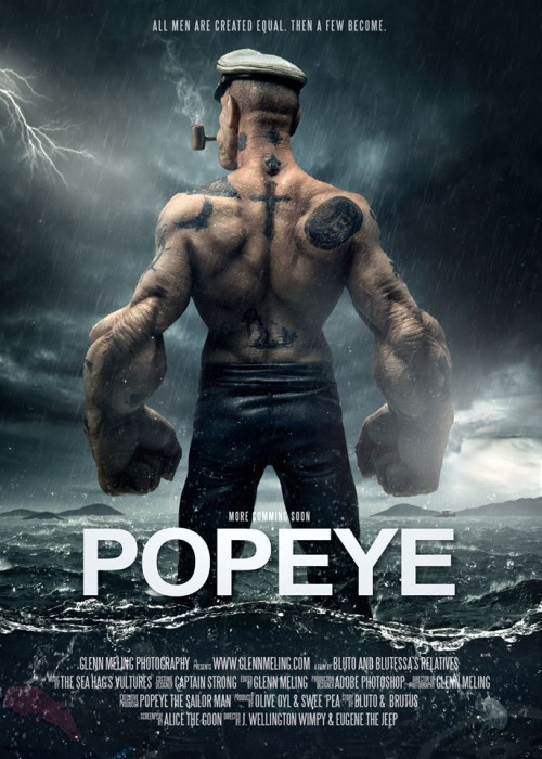 Movie Poster Trailer | Popeye The Sailor Man | Know Your Meme