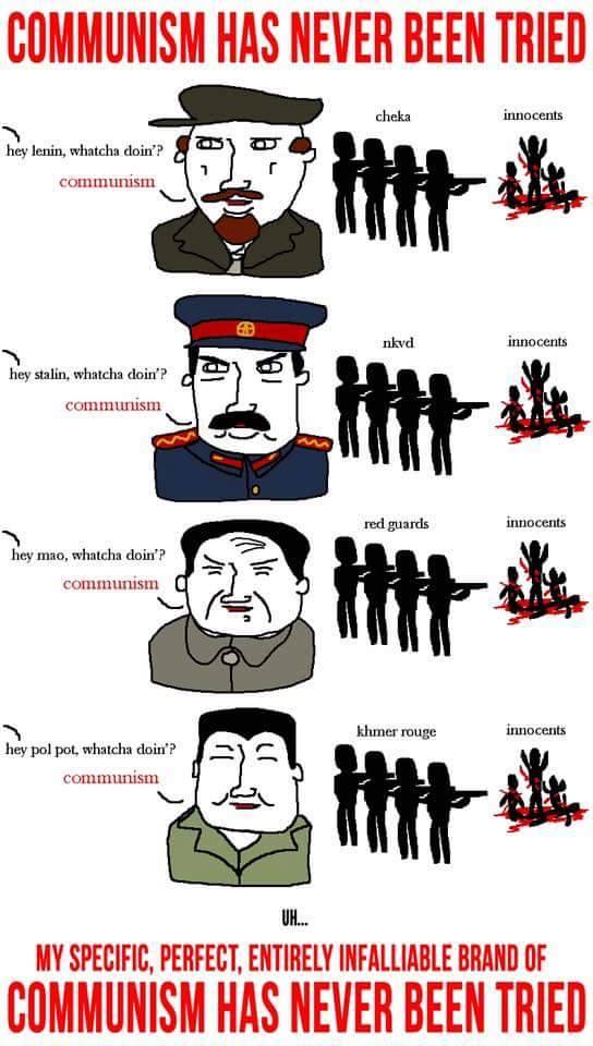 Communism vs liberalism
