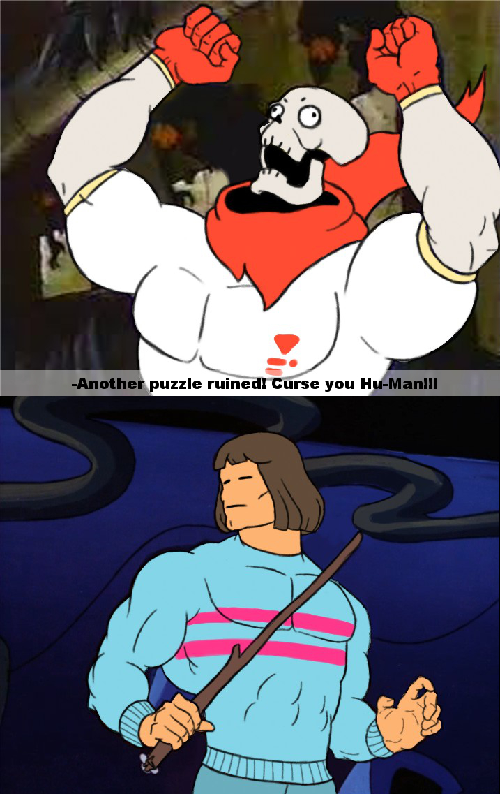 The master of the universe | Undertale | Know Your Meme