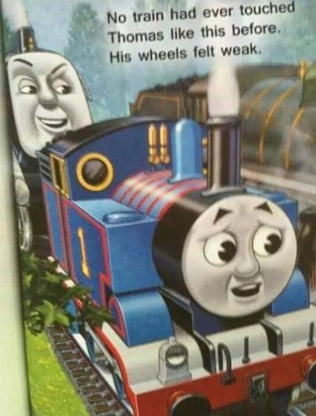 Porn trains