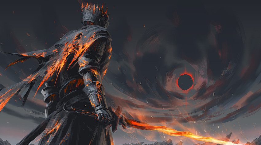 Soul Of Cinder Dark Souls Know Your Meme