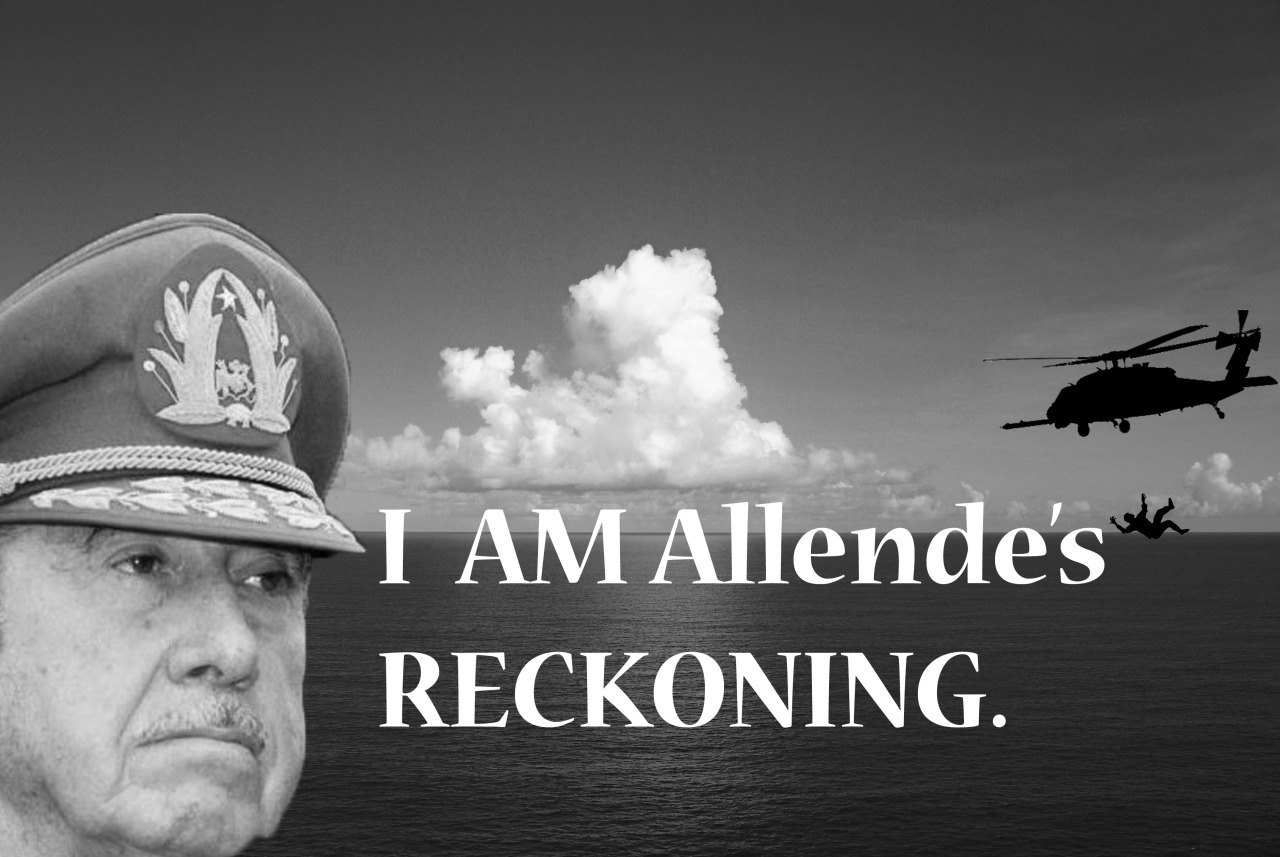 General Pinochet Helicopter Tours