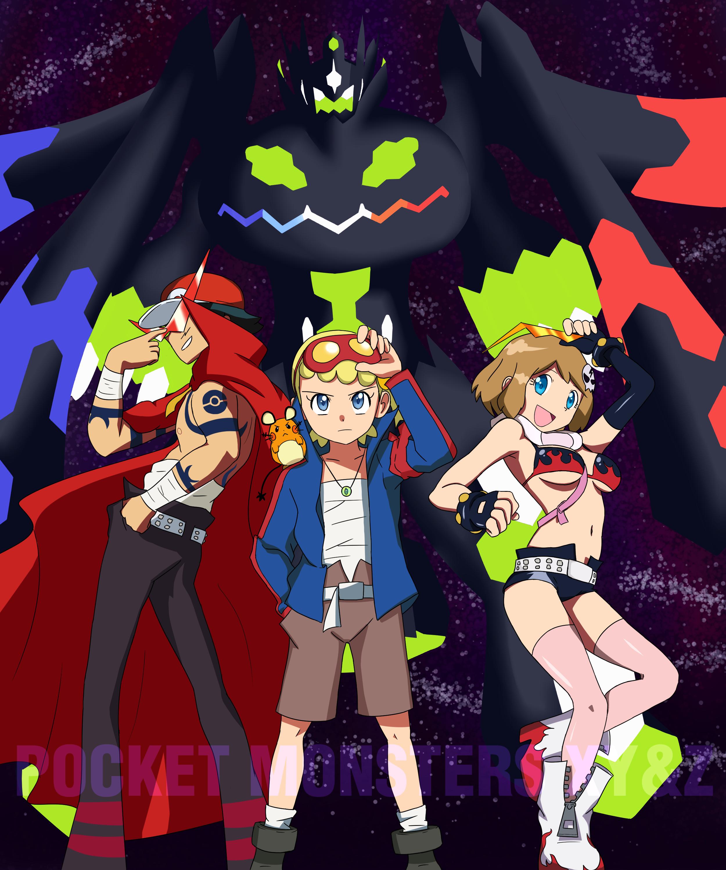 Tengen Toppa Gurren Lagann - Pokemon version | Gurren Lagann | Know ...