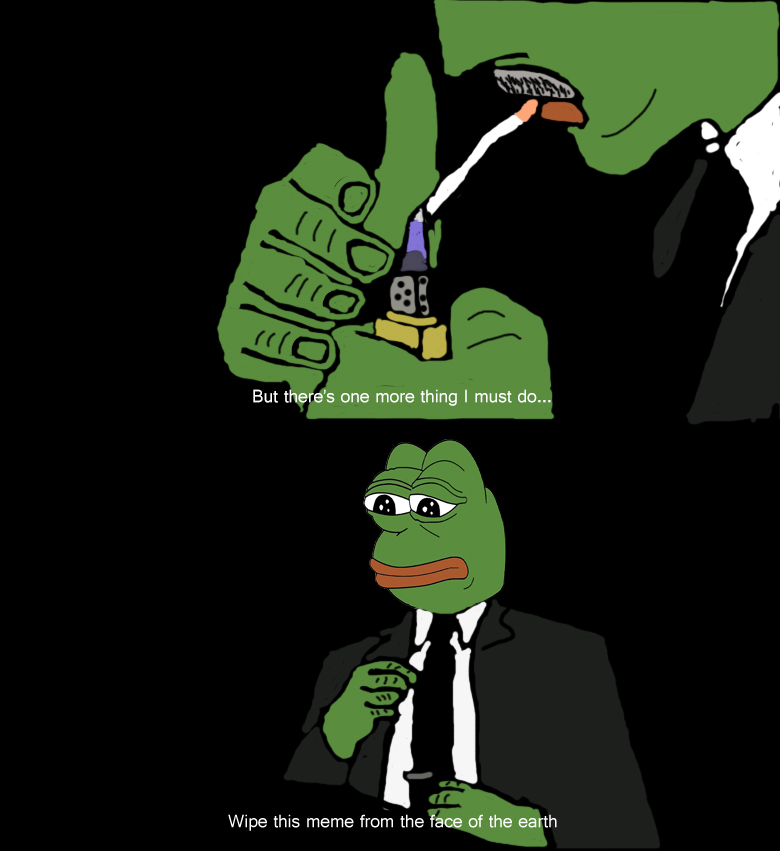 Wipe this meme from the face of the earth | Pepe the Frog ...