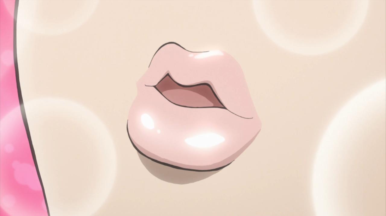 lips bizarre