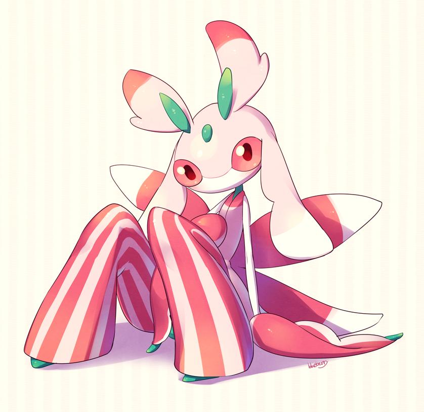 Lurantis - Pokémon - Image #2025576 - Zerochan Anime Image