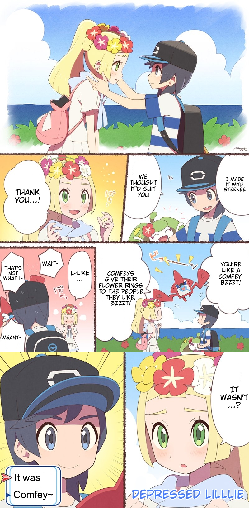 Was it? | Pokémon Sun and Moon | Know Your Meme
