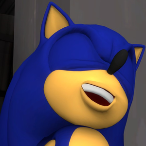 Super Saiyan Sonic
