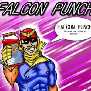 Quite Possibly Falcon's Alt