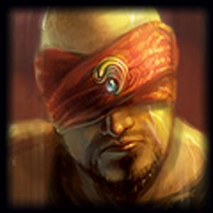 Lee Sin The Blind Monk