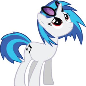Ideological the Vinyl Scratch