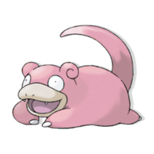 Shiny Slowpoke