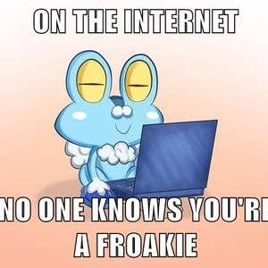 Obey Froakie