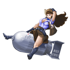 Lady AtomBomb