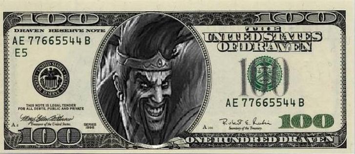 Znalezione obrazy dla zapytania Draven troll face