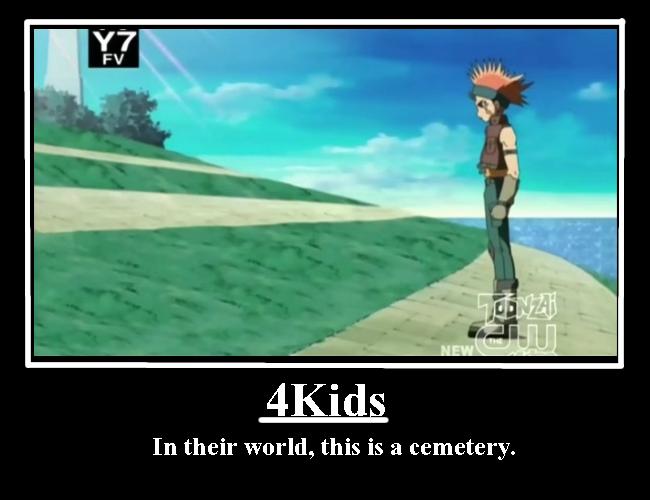 Image - 496175 | 4Kids Entertainment | Know Your Meme