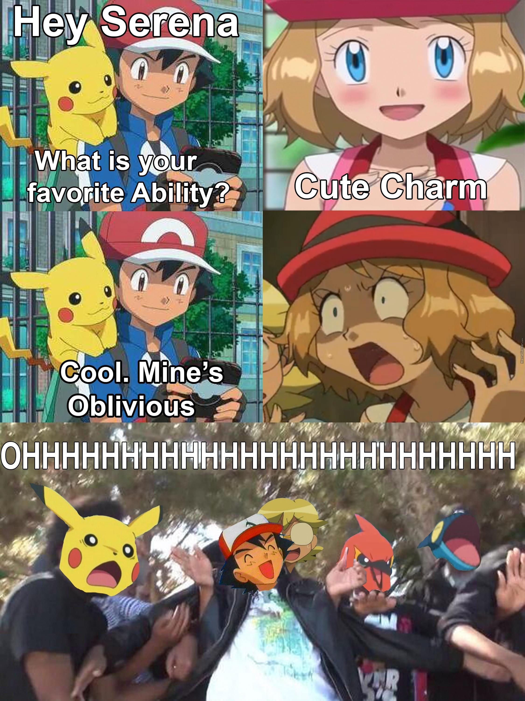 Ash Shuts Down A Ho | Pokémon | Know Your Meme