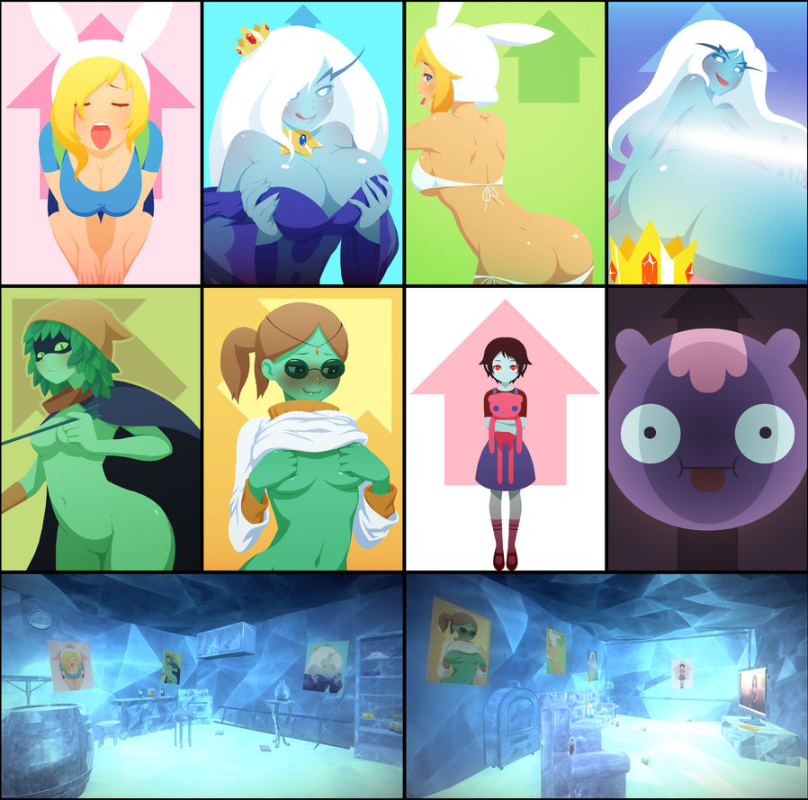 Anime Adventure Time Pictures what if adventure time was a 3d anime game
